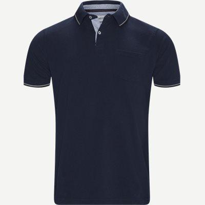 Bahamas Polo T-shirt Regular | Bahamas Polo T-shirt | Blå